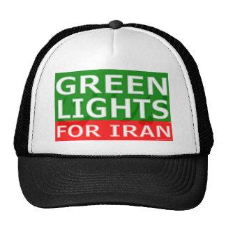 Green Lights Block Logo Hat