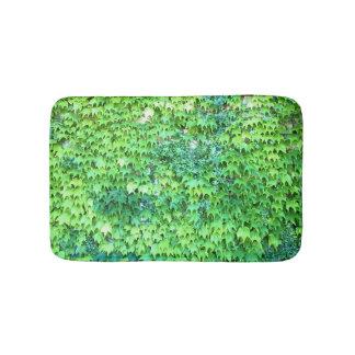 Green like Ivy Bath Mats