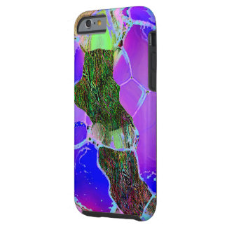 Green Lilac Tough Style iPhone 6 cover iPhone 6 Case