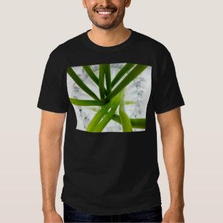Green lines t shirt
