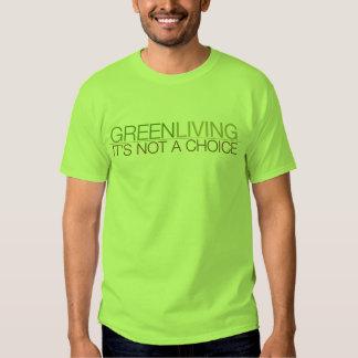 Green Living | Men's Basic T Tshirt