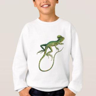 Green Lizard Sweatshirt