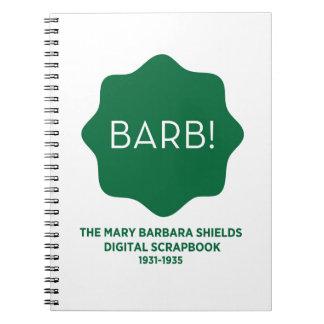 Green Logo Notebooks