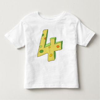 Green Lolly 4 Child's T Shirt