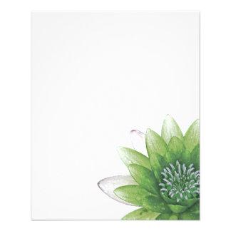 Green Lotus Flyer