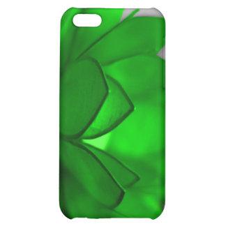 Green Lotus iPhone 5C Cover