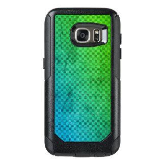 Green Louis Vuitton style Samsung Cases