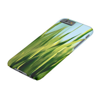 Green Lush Grass close one Up iPhone 6 case