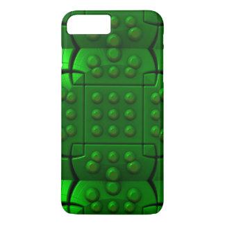 Green Machine Pattern iPhone 7 Plus Case