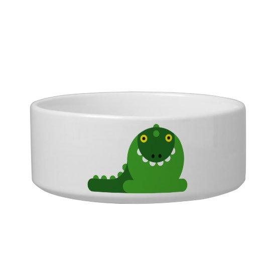Green Mad Dragon Bowl