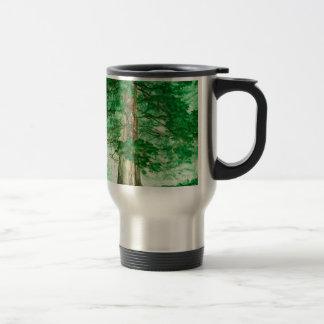 Green magic coffee mug