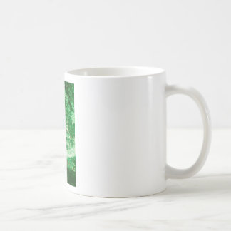 Green magic mug