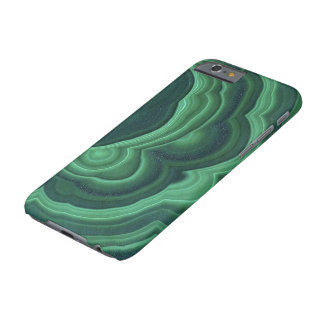 """""""Green Malachite Phone Case"""" Barely There iPhone 6 Case"""