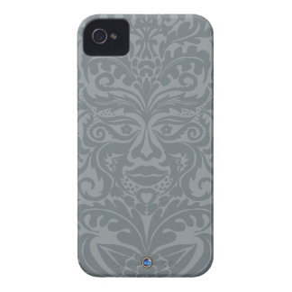 GREEN MAN Grey Blackberry Bold  Case iPhone 4 Case-Mate Case