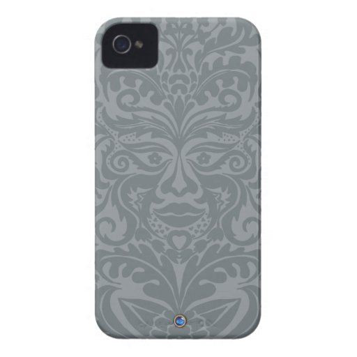 GREEN MAN Grey Blackberry Bold  Case Blackberry Bold Covers