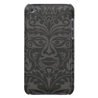 Green Man Grey & Charcoal iPod Touch Covers