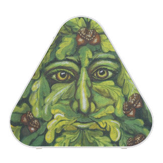 Green Man Speaker