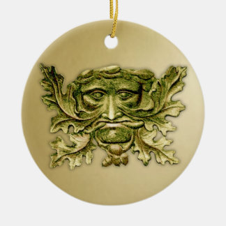 Green Man V2 - Ornament #1