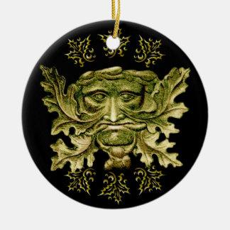 Green Man V2 - Ornament #2