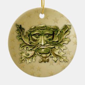 Green Man V2 - Ornament #4