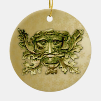 Green Man V2 - Ornament #5