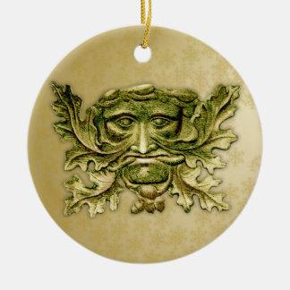 Green Man V2 - Ornament #5