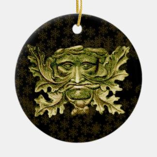 Green Man V2 - Ornament #6