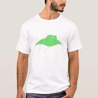 Green Manta Ray T-Shirt