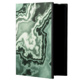 Green Marble 2 iPad Air Case