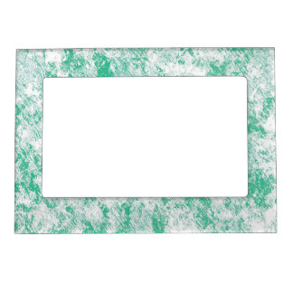 Green Marble Mesh Magnetic Picture Frame