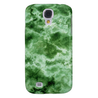 Green Marble Texture Galaxy S4 Case