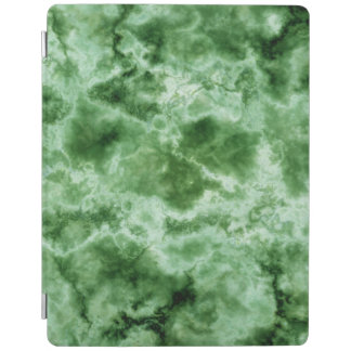 Green Marble Texture iPad Cover