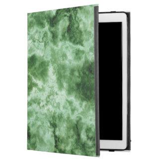 """Green Marble Texture iPad Pro 12.9"""" Case"""