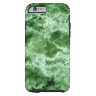 Green Marble Texture Tough iPhone 6 Case