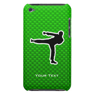 Green Martial Arts iPod Touch Covers