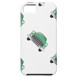 Green Mean Retro Car Boy s Birthday iPhone 5/5S Cases