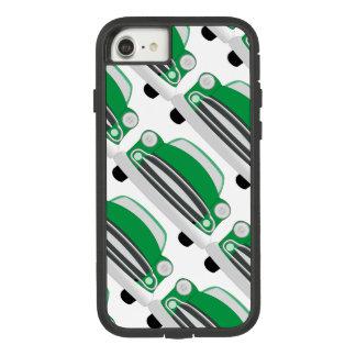 Green Mean Retro Car Boy's Birthday Case-Mate Tough Extreme iPhone 7 Case