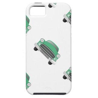Green Mean Retro Car Boy's Birthday iPhone 5 Covers
