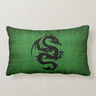 Green Medieval Pillow