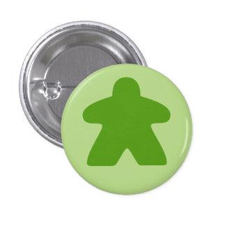Green Meeple Button