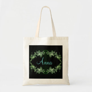 Green Mehndi Bollywood Bag
