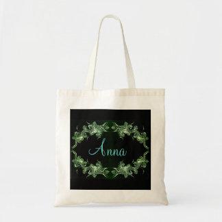 Green Mehndi Bollywood Bag