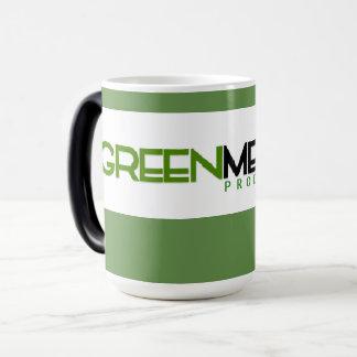 Green Melody Productions Morphing Mug