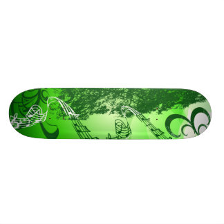 Green Melody Skateboards