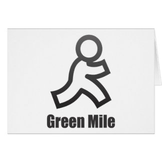 Green Mile Card