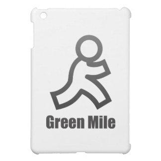 Green Mile iPad Mini Cover