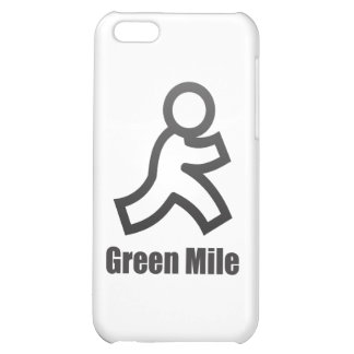 Green Mile iPhone 5C Cases