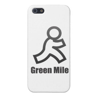 Green Mile Cases For iPhone 5