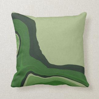 Green Mind 2 Pillows