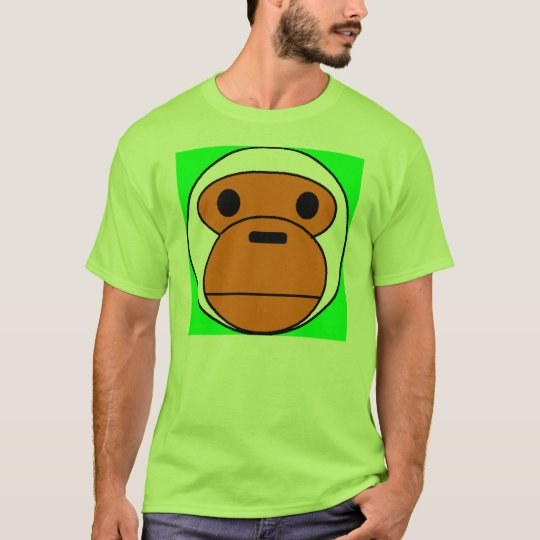 Green Monkey T-Shirt